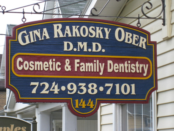 California Cosmetic & Family Dental Location